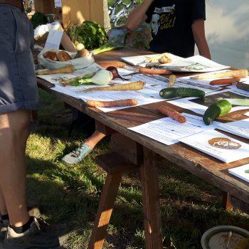Rätseln und Reste verspeisen mit Potsdamer Lebensmittel-Retter:innen