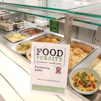 Foodversity – ein Projekt zur Reduzierung von Lebensmittelabfällen in der Betriebsgastronomie